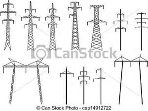 Details Drawings of Transmission Tower