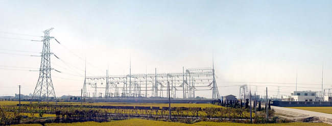 Design of Substation